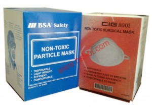 Non Toxic Mask 50 Pcs / Box