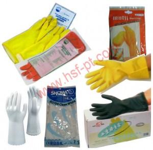 Sarung tangan Seagull, Multi Purpose, Double One Black dan Showa White